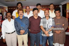 Ramesh Aravind at Mahasharana Haralayya Film Press Meet