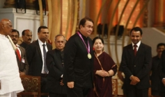 Randhir Kapoor at 100 Years of Indian Cinema Celebration Closing Ceremony Photos