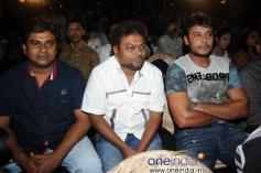 Rangayana Raghu, Sadhu Kokila, Darshan at Kannada Film Chaddi Dosth Press Meet