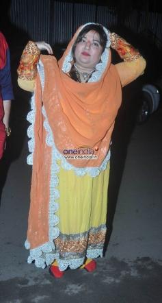 Salman Khan's Ganesh Chaturthi Celebration 2013