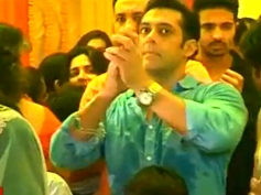Salman Khan's performing Pooja
