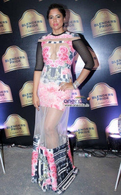 Sameera Reddy at preview of The House of Style Blenders Pride Fashion Tour 2013