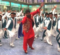 Sanjay Dutt still from Zanjeer 2013