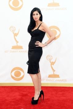 Sarah Silverman at 65th Emmy Awards 2013