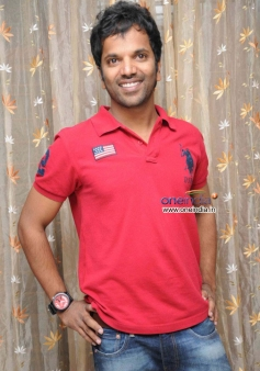Sathish Ninasam at Kannada Film Lucia Success Meet