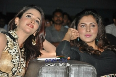 Madhu Shalini and Anaika Soti at Satya 2 Audio Launch