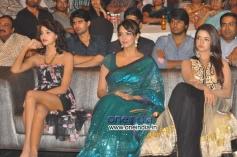 Aaradhana, Lakshmi Manchu and Anaika Soti at  Satya 2 Audio Launch