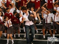 Shahid Kapoor as Teacher in Paathshaala