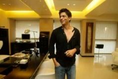 Shahrukh Khan at Mannat