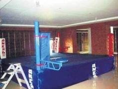 Shahrukh Khan Private Gym