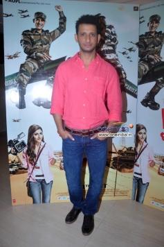 Sharman Joshi at War Chhod Na Yaar film press interaction