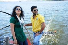 Sharwanand, Nithya Menon still from Yemito Ee Maya Movie