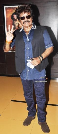 Shravan  at Premiere of film Raqt - Ek Rishta