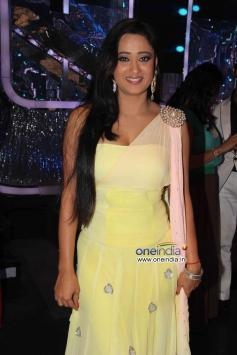 Shweta Tiwari snapped at on the sets of Jhalak Dikhhla Jaa 6 Super Finale