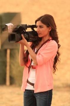 Soha Ali Khan still from film War Chhod Na Yaar