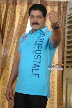 Srihari Pic from Telugu Movie Police Game