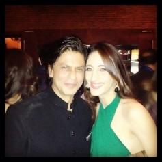 SRK's Eid Party