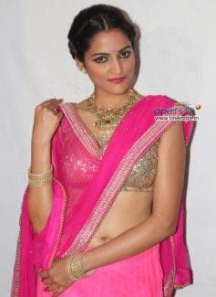 Sukrutha at Kannada Film Jatta Audio Release