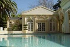 Swimming Pool at Shahrukh Khan Mannat