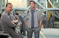 Sylvester Stallone stars as Ray Breslin and Arnold Schwarzenegger stars as Emil Rottmayer