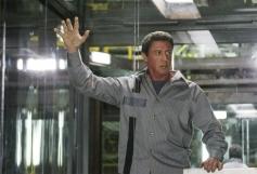 Sylvester Stallone still from film Escape Plan