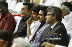 Tamil Celebs at 100 Years of Indian Cinema Celebration Closing Ceremony Photos