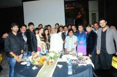 Telugu Celebs at Akkineni Nageswara Rao 90th Birthday Celebrations