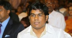 Yuvan Shankar Raja at TG Thyagarajan son Senthil Dhasha Wedding Reception
