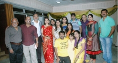 TG Thyagarajan son Senthil Dhasha Wedding Reception