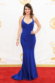Tina Fey at 65th Emmy Awards 2013