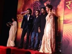 Trailer launch of film Ram Leela