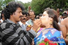 Upendra 45th Birthday Celebration