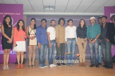 Upendra, Dhruv, Eesha Koppikar at Film Looti Press Meet