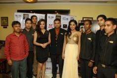 Veena Malik at Supermodel film press conference