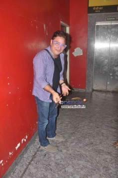 Vinay Pathak at special screening of Warning