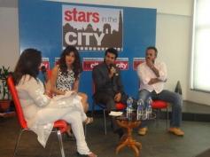 Zanjeer film promotion at Delhi