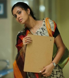 Abhinaya in Malayalam Movie 1 by Two
