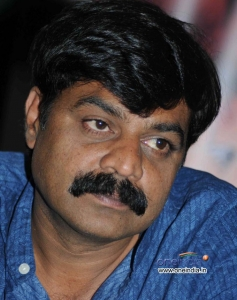 Achyuth Kumar at Sakkare Film Press Meet