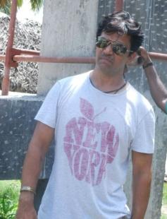 Actor Arjun Sarja