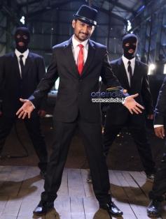 Actor Nani in Telugu Movie D For Dopidi