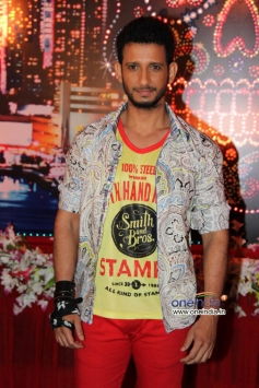 Actor Sharman Joshi at the wrap up shoot of film Gangs of Ghost