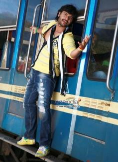 Actor Sumanth Shailendra in Kannada Movie Dilwala