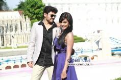 Actor Vasanth & Pragna in Kannada Movie Hara