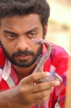 Actor Vinod Kishan