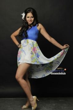 Actress Aishwarya Dutta