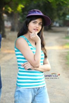 Actress Amrita in Vaaimai