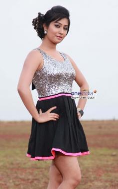 Actress Radhika Pandit in Dilwala