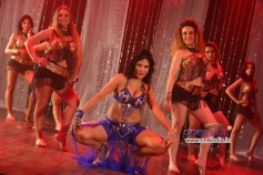 Actress Seema performing for Item Song in Amavasya Movie