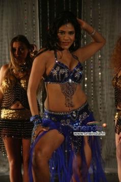 Actress Seema pics from Amavasya Movie