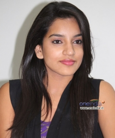 Adithi Rao at Huchudugaru Film Promotes